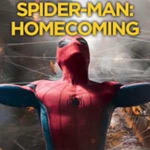 EPISODE 106 - SPIDERMAN: HOMECOMING
