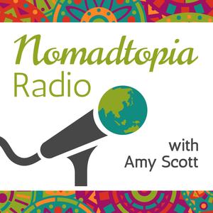 Ep 97 Elizabeth Potts Weinstein: Legal Matters for Nomads