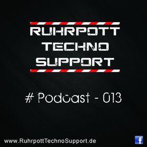 Ruhrpott Techno Support - PODCAST 013 - Markus Haffke