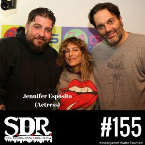 Jennifer Esposito (Actress) - Kindergarten Water Fountain