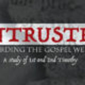 Entrusted :: The Persnickety Pursuit of Pure-heartedness