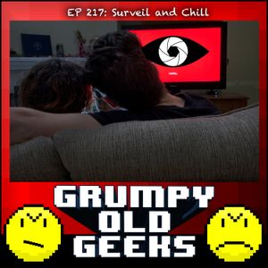 217: Surveil and Chill