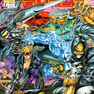 90s Comics Retrial Episode 49: Cyberforce #2