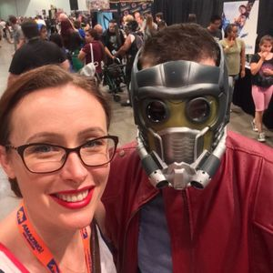 Get a room at Amazing Comicon part 2