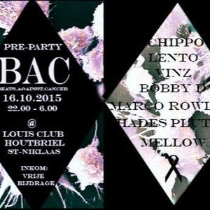 Vinz - Recorded live at BAC, Louis Club - 16.10.2015