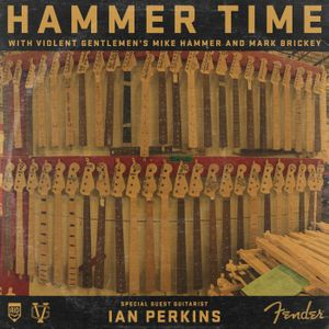 534 - Hammer Time with Ian Perkins