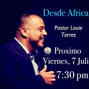 Servicio Especial con Pastor Louie Torres