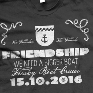 Dexter Curtin & Timo Manson Live At Friendship Boat Cruise Duisburg 15 - 10 - 2016