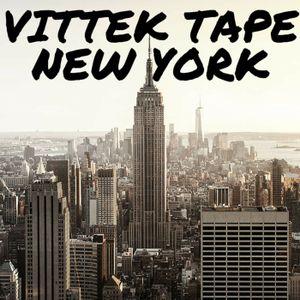 Vittek Tape New York 21-9-17