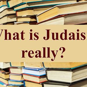 What is Judaism really?