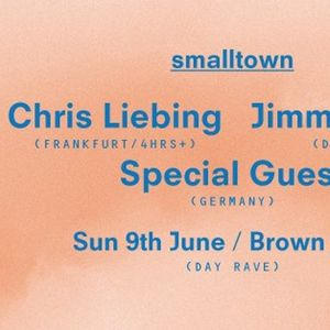 Qualé Promo Mix for Smalltown Queen's Birthday Party : Chris Liebing CLR
