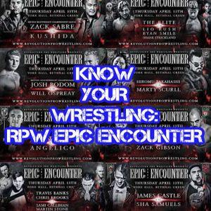 RPW Epic Encounter 2017