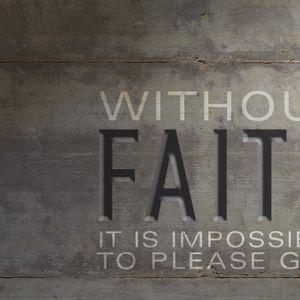 Faith: Why I believe in God (Audio)