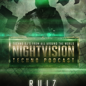 Ruiz Sierra [HU] - NightVision Techno Podcast 94 Pt.2
