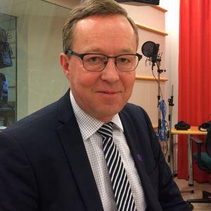 Vieraana elinkeinoministeri Mika Lintilä