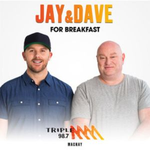 Jay & Dave Catch Up Show for Tuesday October 3 2017