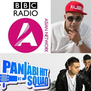 LIVE 30 Minute Mix For The BBC Asian Network - Panjabi Hit Squad Show             (09/04/16)