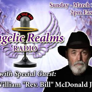 "Special Guest Author ""Rev. Bill"" McDonald!"