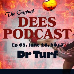 MFC Podcast Week 15 (2017) Featuring Dr Turf