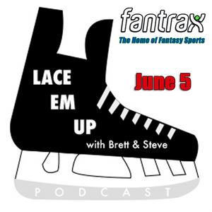 Lace Em Up, E3: Predators or Penguins