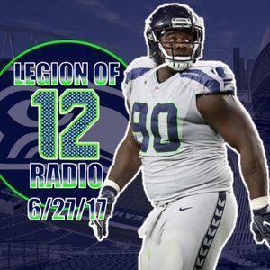 Legion Of 12 Radio (6-27-17)