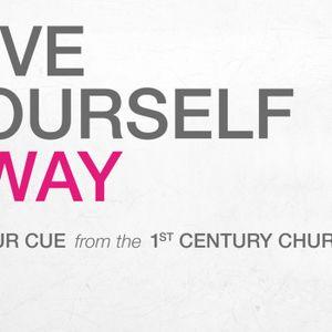 Give Yourself Away