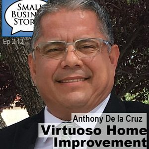 2:12: What it Means to Burn All Bridges and Leave No Retreat with Anthony De la Cruz of Virtuoso Hom