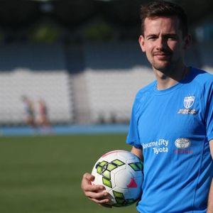 South Melbourne's Matt Foschini aiming high ahead of FFA Cup quarter-final