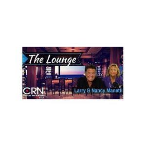 Larry Manetti of Magnum PI and Nancy Manetti