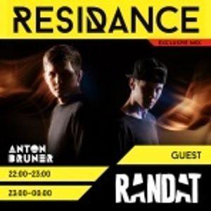 ResiDANCE #158 RANDAT Guest Mix (158)