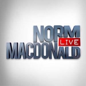 EP 35 Jim Carrey - Norm Macdonald Live