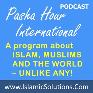 Pasha Hour International – Live from America! – Sept 01, 2017