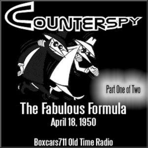 David Harding Counterspy - The Fabulous Formula Pt.1 (04-18-50)