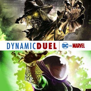 Scarecrow vs. Mysterio