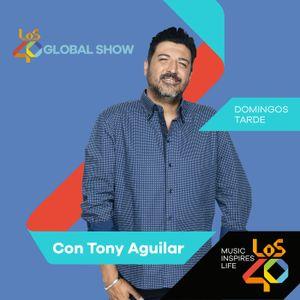 LOS40 Global Show - Sebastián Yatra nos habla sobre sus éxitos (09/04/2017 - Tramo de 19:00 a 20:00)