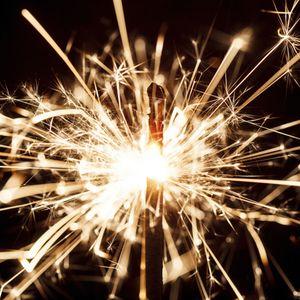"""""""Jerry Lewis' Sparkler Send-Off""""  8/21/17"""