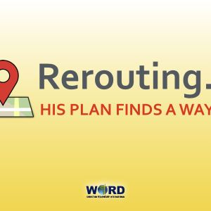 Rerouting His Plan Finds A Way