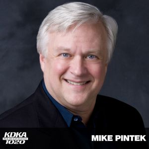 Mike Pintek on Baby Elephant