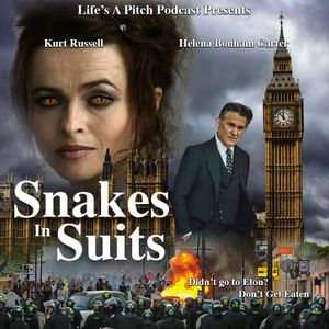 Episode 123: Snakes In Suits (With Jasmin Mar)