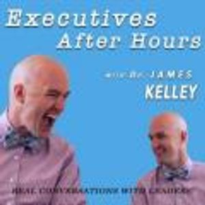 Executives After Hours with Dr. James Kelley: Executives #113: Jake Nicolle - The non-rock star rock