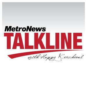 Talkline for Monday, June 12, 2017