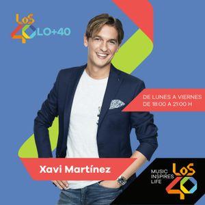 Lo+40 26/06/17 18:00 a 19:00 Dani Martín en directo en LO+40