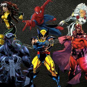 Comic Movie Recast