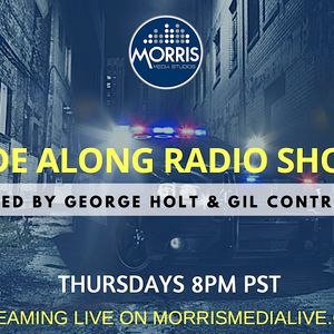 Ride Along Radio w/George Holt & Gil Contreras - BAIL REFORM  7 06 17