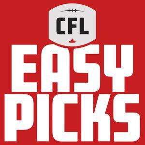 CFL Easy Picks 2017 Week 2