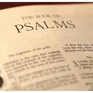 Psalm 51 - The Healing of Sin (7/9/17)