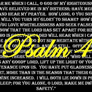 Psalm 4 (Jeremy Bowling)