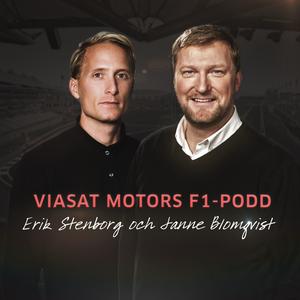 93. Viasat Motors F1-podd - Kaos, underhållning eller både och?