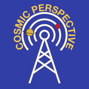 Cosmic Perspective - Dr. Michael Reynolds at NEAF!