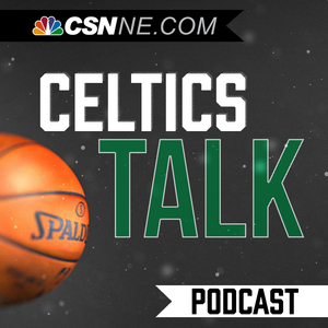 53: Fireworks in August - Celtics blockbuster trade for Kyrie Irving; guest Chris Haynes from ESPN